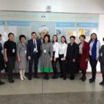 Семинар-тренинг и аудит в рамках процедуры институциональной аккредитации Колледжа Казахского национального университета имени аль-Фараби